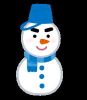 snowman_yukidaruma_man