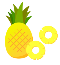 fruit_pineapple_cut_illust_430