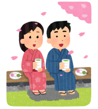 hanami_engawa_couple