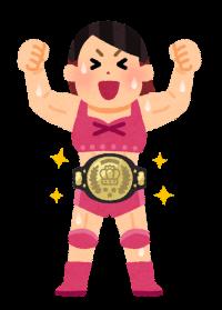 champion_belt_wrestling_woman